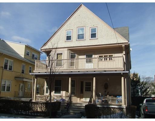 Casa Unifamiliar por un Alquiler en 61 Kenwood Brookline, Massachusetts 02446 Estados Unidos