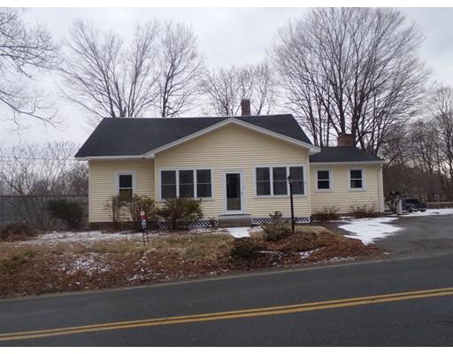 واحد منزل الأسرة للـ Sale في 41 Prospect Street 41 Prospect Street West Boylston, Massachusetts 01583 United States