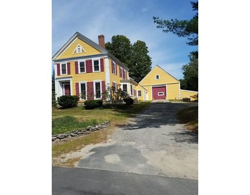 Apartamento por un Alquiler en 43 Park Street #A 43 Park Street #A Pepperell, Massachusetts 01463 Estados Unidos