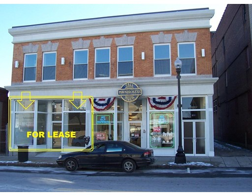 Commercial للـ Rent في 362 South Main Street 362 South Main Street Fall River, Massachusetts 02724 United States