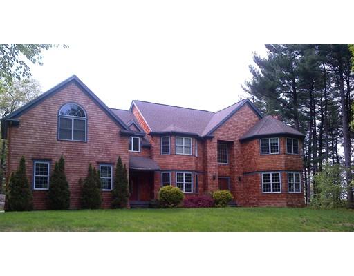 Casa Unifamiliar por un Alquiler en 129 Lexington Road 129 Lexington Road Lincoln, Massachusetts 01773 Estados Unidos