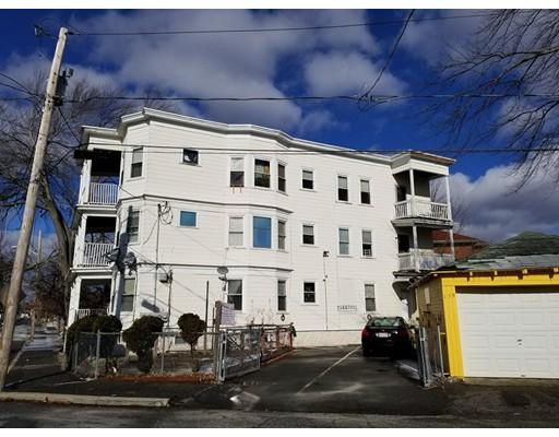 多户住宅 为 销售 在 156 Emmett Street 156 Emmett Street Lawrence, 马萨诸塞州 01843 美国