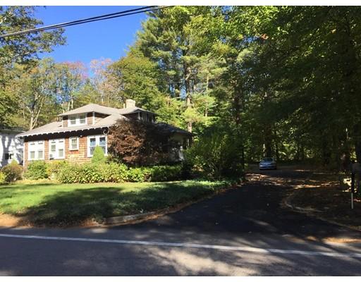 Casa Unifamiliar por un Alquiler en 32 Ames Street 32 Ames Street Sharon, Massachusetts 02067 Estados Unidos