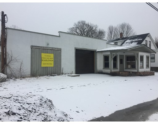 Commercial for Sale at 5 Millers Falls Road 5 Millers Falls Road Montague, Massachusetts 01376 United States