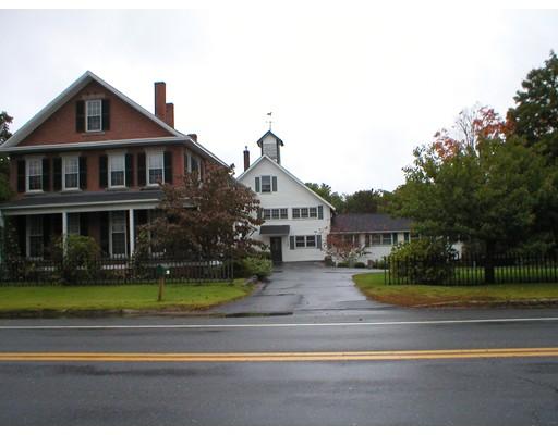商用 为 出租 在 445 Main Street 445 Main Street Townsend, 马萨诸塞州 01474 美国