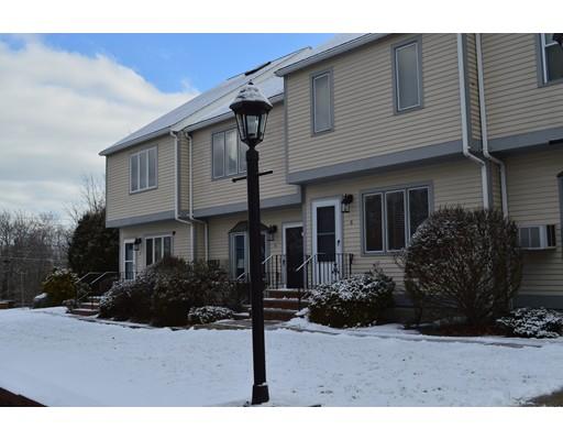 Casa unifamiliar adosada (Townhouse) por un Alquiler en 2 Turning Mill Lane #4 2 Turning Mill Lane #4 Quincy, Massachusetts 02169 Estados Unidos