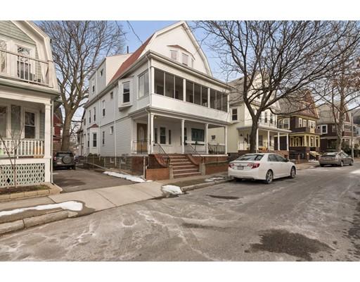 Многосемейный дом для того Продажа на 25 Walker Street 25 Walker Street Somerville, Массачусетс 02144 Соединенные Штаты