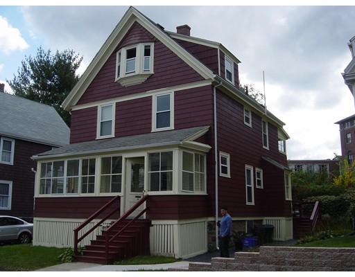 独户住宅 为 出租 在 4 Barstow Street 波士顿, 马萨诸塞州 02134 美国