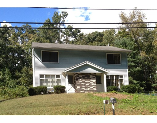 独户住宅 为 出租 在 128 Breckwood Circle Springfield, 01119 美国