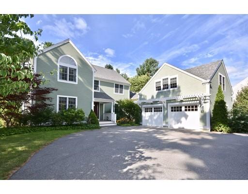 Eensgezinswoning voor Verkoop een t 517 Delano Road 517 Delano Road Marion, Massachusetts 02738 Verenigde Staten