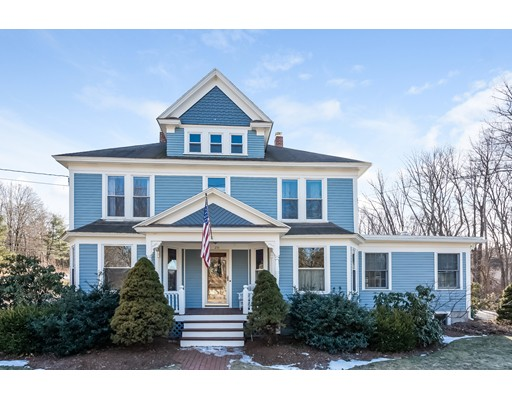 Single Family Home for Sale at 26 High Street 26 High Street Chelmsford, Massachusetts 01824 United States