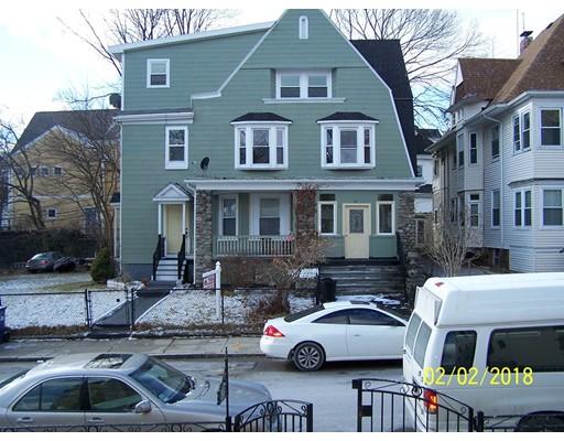 54 Bicknell Street 54 Bicknell Street Boston, Massachusetts 02121 United States