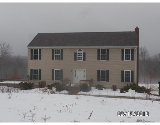 Single Family Home for Sale at 62 Root Road 62 Root Road Hubbardston, Massachusetts 01452 United States