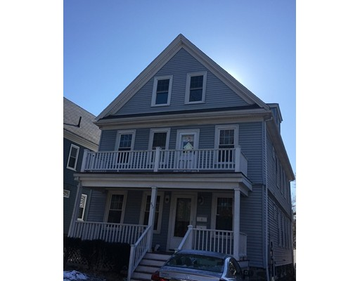 Single Family Home for Rent at 253 Waverley Belmont, Massachusetts 02478 United States