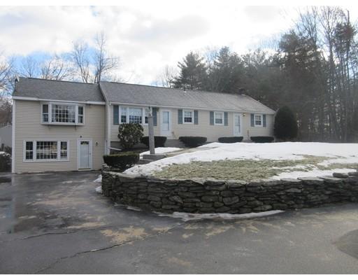 Apartamento por un Alquiler en 98 River Rd #l 98 River Rd #l Pepperell, Massachusetts 01463 Estados Unidos