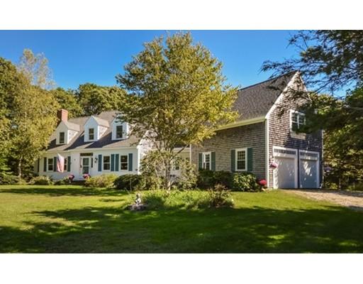 Частный односемейный дом для того Продажа на 8 Meadow Spring Drive 8 Meadow Spring Drive Sandwich, Массачусетс 02537 Соединенные Штаты