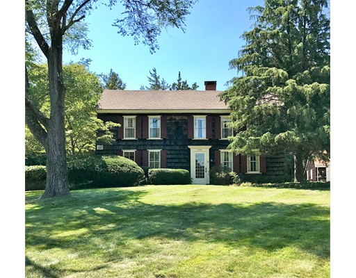 Single Family Home for Sale at 13 West Main Street 13 West Main Street Norton, Massachusetts 02766 United States