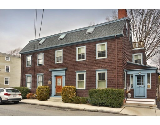Condominio por un Venta en 23 Essex Street 23 Essex Street Newburyport, Massachusetts 01950 Estados Unidos