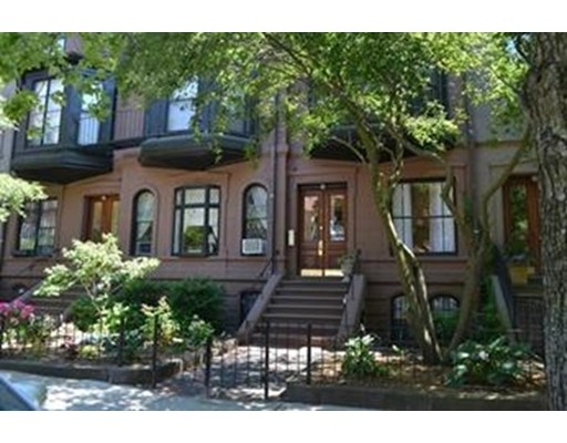 Single Family Home for Rent at 315 Beacon Street Boston, Massachusetts 02116 United States