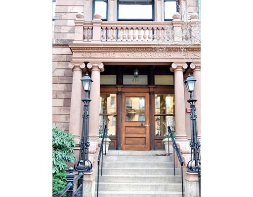 Condomínio para Venda às 416 Marlborough 416 Marlborough Boston, Massachusetts 02115 Estados Unidos