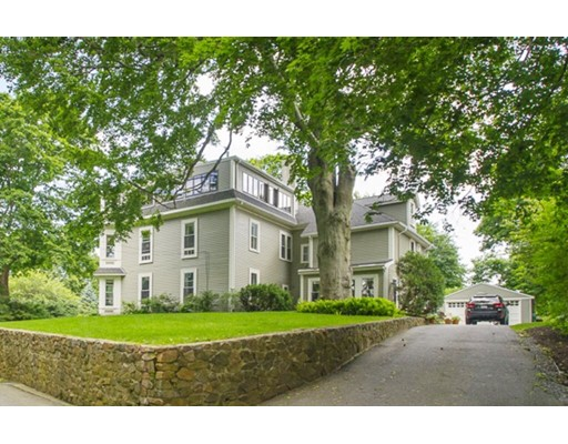 Single Family Home for Rent at 49 Cloutmans Lane 49 Cloutmans Lane Marblehead, Massachusetts 01945 United States