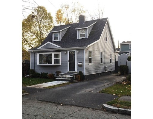 17  Essex St,  Quincy, MA