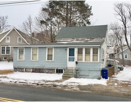 Многосемейный дом для того Продажа на 219 Shaw Street 219 Shaw Street Braintree, Массачусетс 02184 Соединенные Штаты