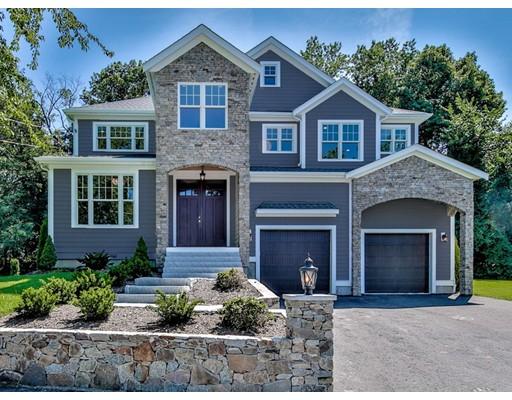 Einfamilienhaus für Verkauf beim 20 Sunrise Terrace 20 Sunrise Terrace Needham, Massachusetts 02492 Vereinigte Staaten
