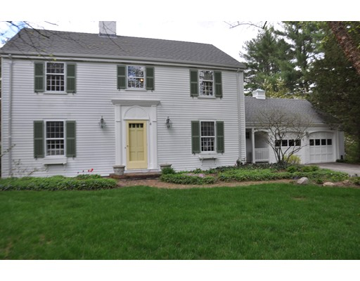 Single Family Home for Rent at 12 Old Farm 12 Old Farm Dover, Massachusetts 02030 United States