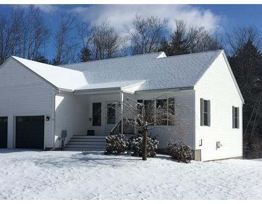 Condominium for Sale at 8 Matthew Way #8 8 Matthew Way #8 New Ipswich, New Hampshire 03071 United States