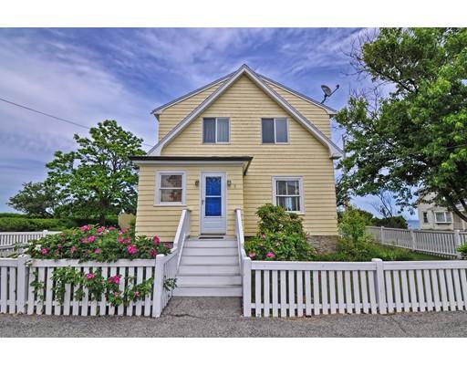 独户住宅 为 销售 在 5 Green Street 5 Green Street 罗克波特, 马萨诸塞州 01966 美国