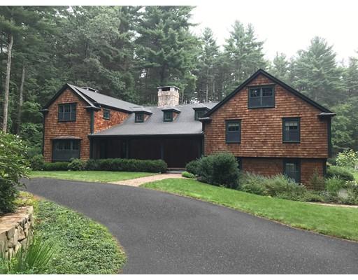 واحد منزل الأسرة للـ Sale في 6 Gammons Way 6 Gammons Way Wayland, Massachusetts 01778 United States