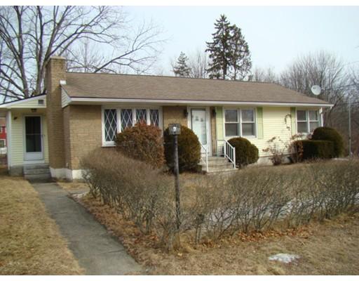 Single Family Home for Rent at 11 Pearl Street #0 11 Pearl Street #0 Auburn, Massachusetts 01501 United States