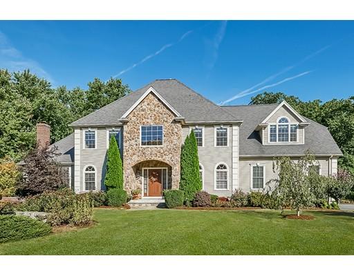 Maison unifamiliale pour l Vente à 59 Homeward Lane 59 Homeward Lane North Attleboro, Massachusetts 02760 États-Unis