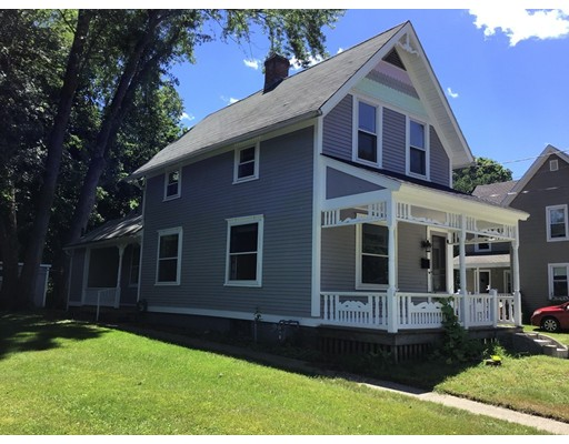 Single Family Home for Sale at 12 Laurel Street 12 Laurel Street Greenfield, Massachusetts 01301 United States