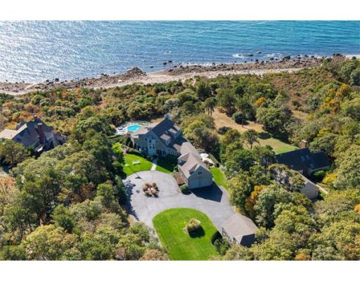 Single Family Home for Sale at 461 Wings Neck Road 461 Wings Neck Road Bourne, Massachusetts 02559 United States