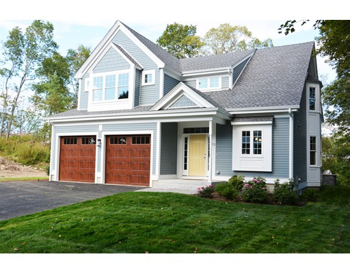 Single Family Home for Sale at 3 Stoneridge Way Medfield, 02052 United States