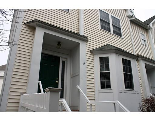 联栋屋 为 出租 在 555 Main Street #18 555 Main Street #18 Woburn, 马萨诸塞州 01801 美国