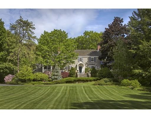Maison unifamiliale pour l Vente à 26 Skating Pond Road 26 Skating Pond Road Weston, Massachusetts 02493 États-Unis