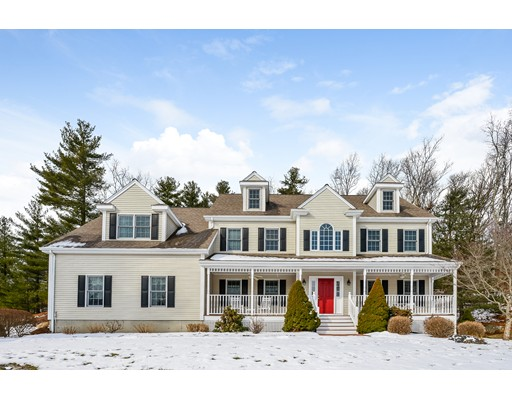 Single Family Home for Sale at 20 Wesley Drive 20 Wesley Drive Wrentham, Massachusetts 02093 United States