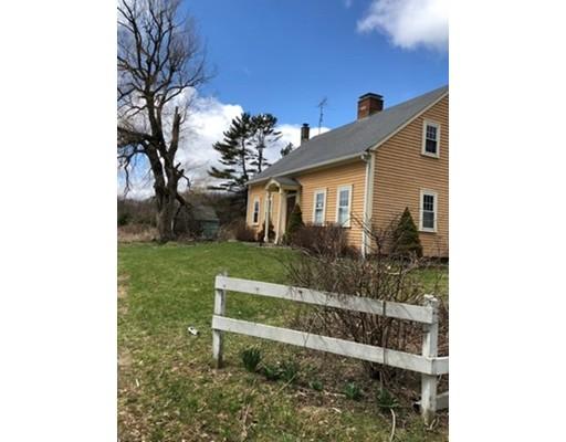 Casa Unifamiliar por un Venta en 61 Howard Hill Road 61 Howard Hill Road Foster, Rhode Island 02825 Estados Unidos