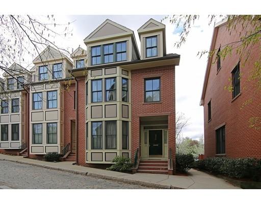 独户住宅 为 出租 在 15 Charles Street 波士顿, 02129 美国