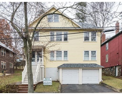 Single Family Home for Rent at 21 Slade Street Belmont, Massachusetts 02478 United States