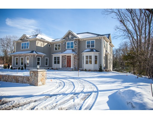 Single Family Home for Sale at 6 Norwich Road 6 Norwich Road Wellesley, Massachusetts 02481 United States