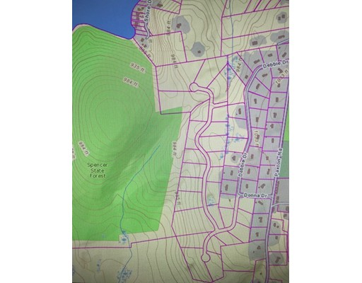 Land for Sale at 1 Donna Road 1 Donna Road Spencer, Massachusetts 01562 United States