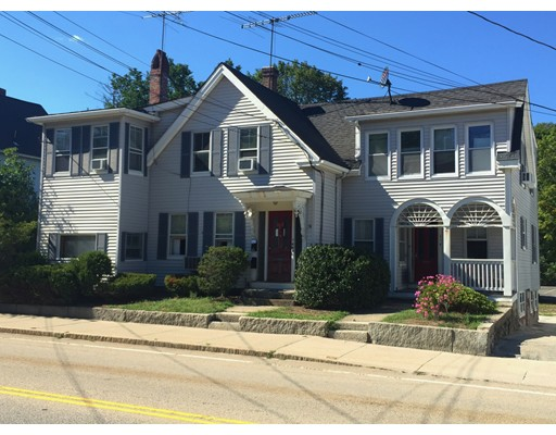 Multi-Family Home for Sale at 292 Main Street 292 Main Street Hudson, Massachusetts 01749 United States
