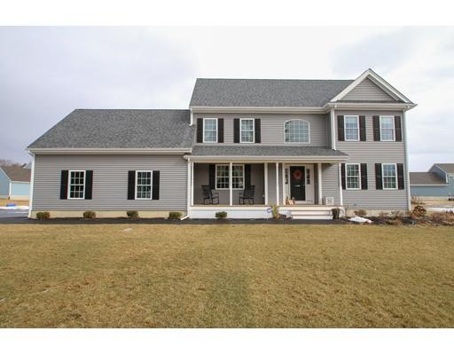 Casa Unifamiliar por un Venta en 105 Sonnys Way 105 Sonnys Way Dighton, Massachusetts 02715 Estados Unidos