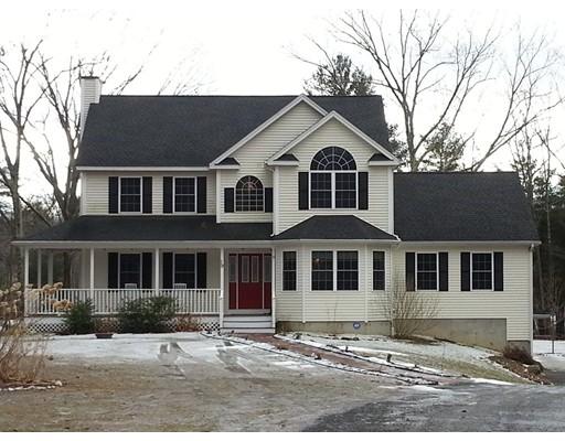 Single Family Home for Sale at 19 Dodge Road 19 Dodge Road Charlton, Massachusetts 01507 United States