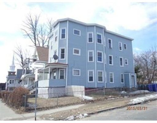 独户住宅 为 出租 在 372 Franklin Springfield, 马萨诸塞州 01104 美国