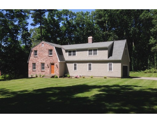 Single Family Home for Sale at 316 Pine Hill Road Westford, Massachusetts 01886 United States